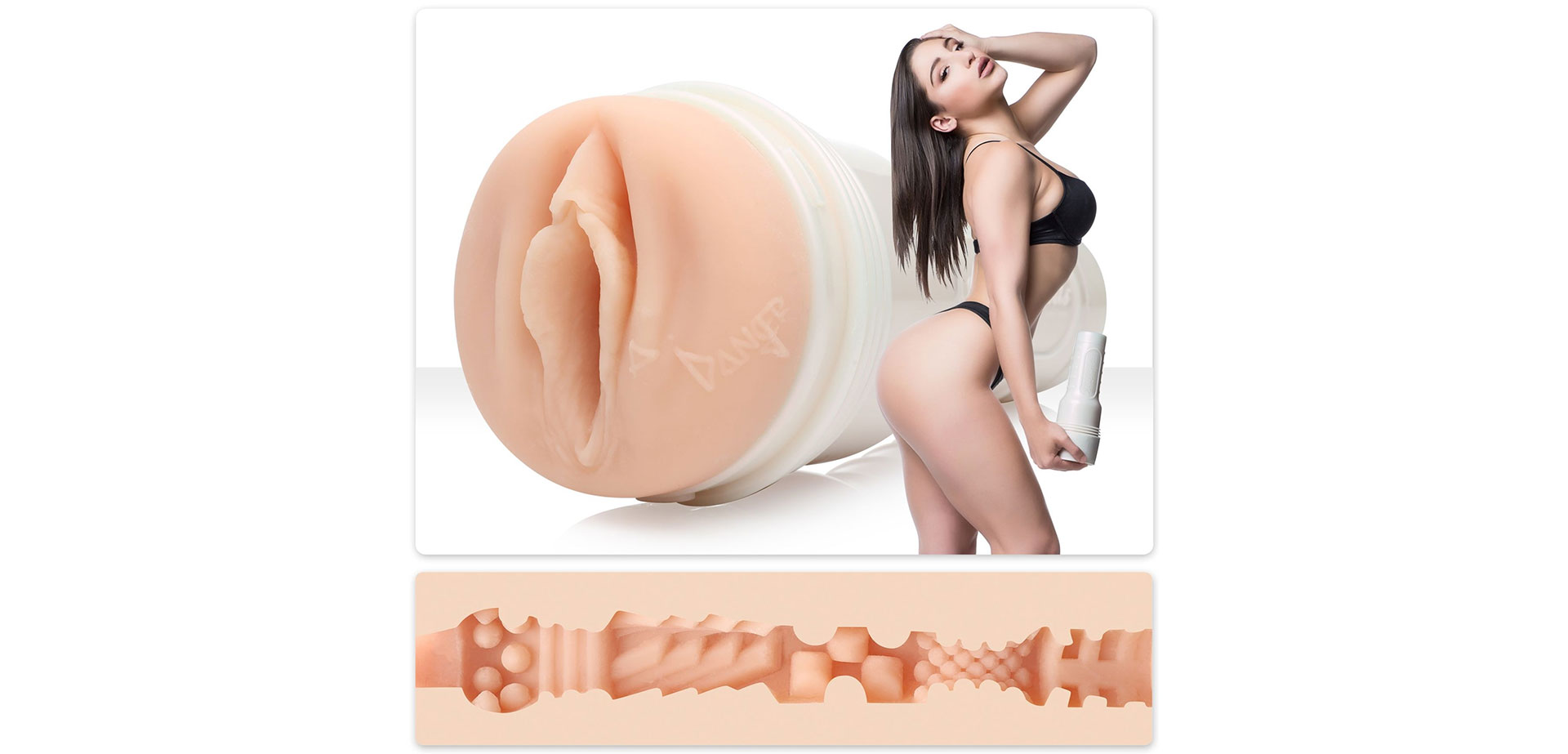 Fleshlight Girls: Abella Danger Danger.
