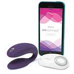 We-Vibe Sync App and Remote Control Couple's Vibrator